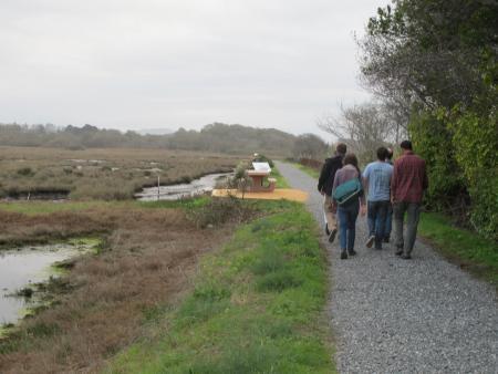 PALCO Marsh Interpretive Trail, Eureka, California